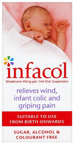 Infacol Colic Relief Drops 50 ml (Pack of 2)