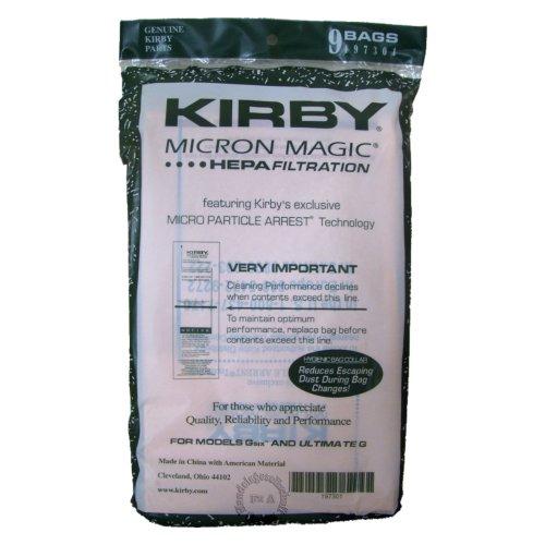 Original Kirby bolsas filtrantes ** Filtro HEPA **