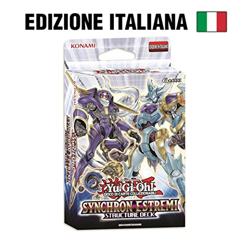 Yu-Gi-Oh! Structure Deck Synchron Estremi Edizione Italiana