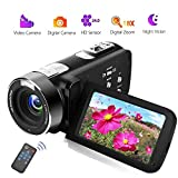 Videocamera Videocamere Full HD 18X Digital Zoom Night Vision Videocamere with...
