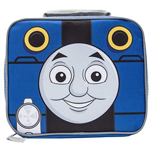Thomas the Train & Friends Boys Soft School Lunch Box (One Size, Blue)
