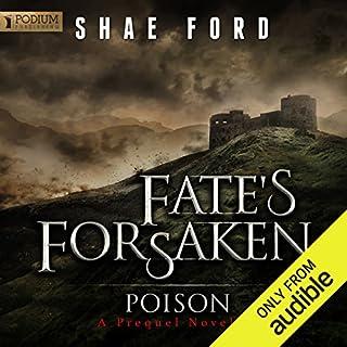 Poison audiobook cover art