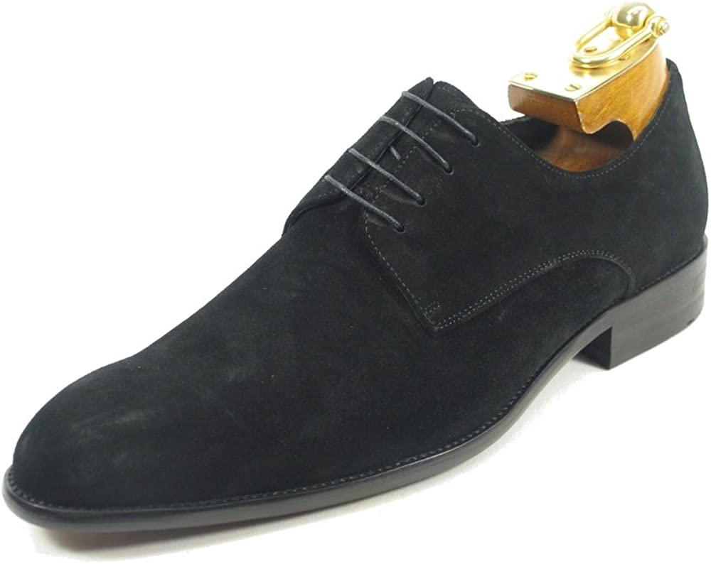 Carrucci Suede Lace-up Oxford KS505-14S