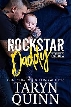 Rockstar Daddy (Wilder Rock Book 1) by [Taryn Quinn]