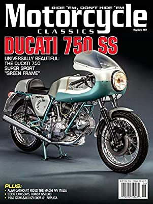 Motorcycle Classics by Ogden Publications, Inc.