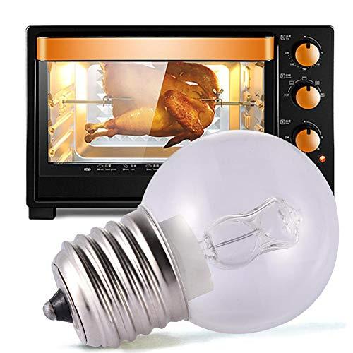 wenhe E27 40W Blanc Chaud Four Cuisinière Ampoule Lampe Four Ampoule Pygmée Ampoule Résistant À La Chaleur Lumière 110-250 V 500 ° C