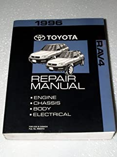 1996 Toyota RAV4 Factory Repair Manual (Complete Volume)