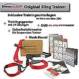 Variosling® Sling Trainer Modell 2016 inkl. Schlingentrainer DVD, Türanker und Übungsgposter! MADE IN GERMANY - 3