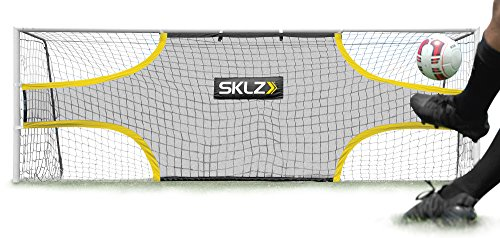 SKLZ Goalshot Soccer Goal Target Training Aide for Scoring and Finishing, 24 x 8 Feet