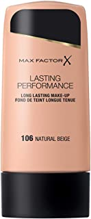Max Factor Lasting Perfomance 106 Natural Beige