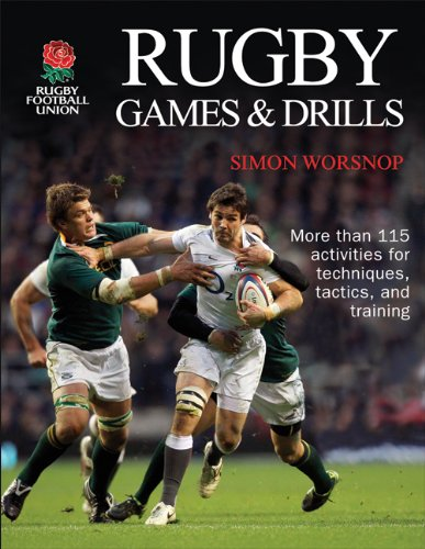 Image OfRugby Games & Drills