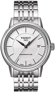تيسوت ساعة رسمية للرجال انالوج بعقارب ستانلس ستيل - T085.407.11.011.00