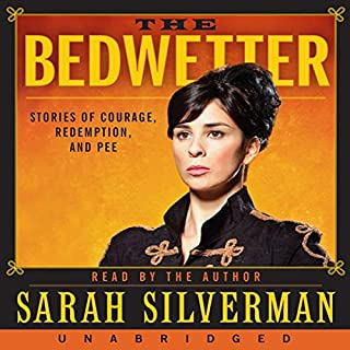 The Bedwetter audiobook cover art