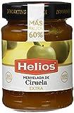 Helios Mermelada Extra Ciruela - 340 gr - , Pack de 6