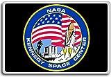 Kennedy Space Center Official Insignia - Space Travel Program Patches fridge magnet - Calamita da frigo