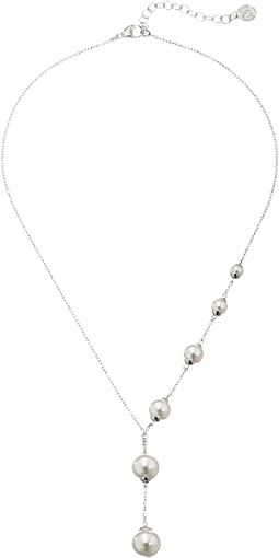 Majorica - Lucy Asymmetrical Necklace