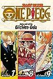 One Piece (3-in-1 Edition), Vol. 7, 8 et 9 (One Piece (Omnibus Edition)) [Idioma Inglés]: Includes vols. 7, 8 & 9
