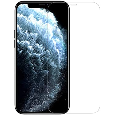 """Nillkin Tempered Glass for Apple iPhone 12 Pro Max (6.7"""" Inch) Amazing H+ Pro Explosion Proof Screen Protect + Camera Film"""
