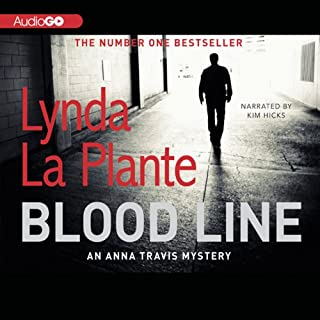 Blood Line audiobook cover art