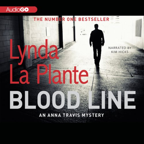 Blood Line audiobook cover art