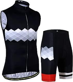 MOBEL SPORT 15312 Maillot de ciclismo sin mangas