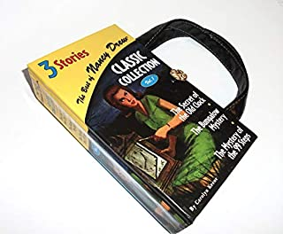 Nancy Drew Book Purse The Secret of the Old Clock Vintage Handbag