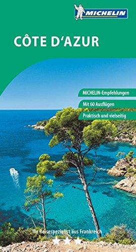 Côte d\'Azur (Grüne Reiseführer deutsch)