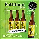 Birra Futtitinni 33 cl ( kit da 3 bottiglie )