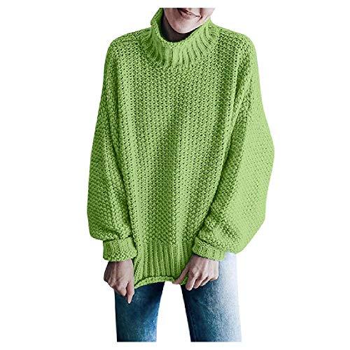 Dames Uit De Schouder Trui Vintage Warm Polyester Truien Kleding Gebreid Losse Lange Mouw Trui