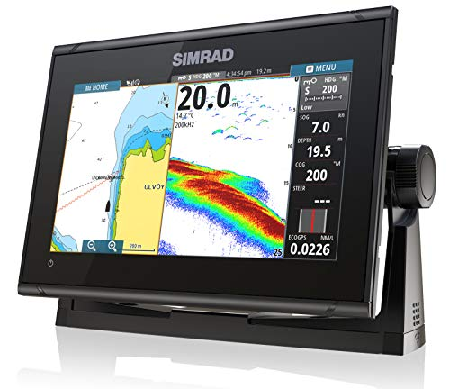 Combiné GPS-Sondeur SIMRAD GO9 XSE sans sonde