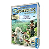 Giochi Uniti Juegos de Estados Unidos - Sheep Hills Carcassonne, Expansión Carcassonne
