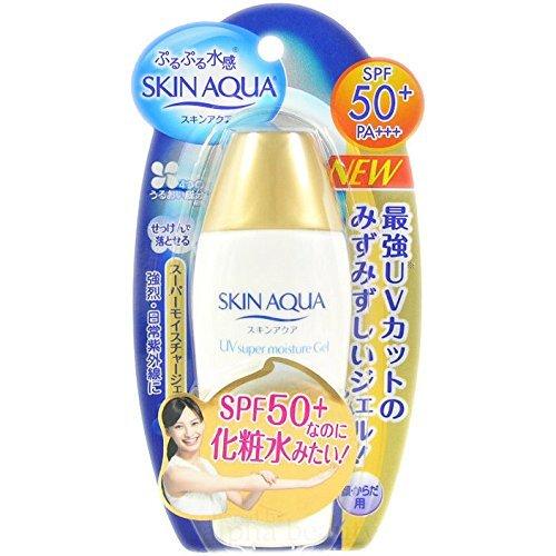 Rohto Skin Aqua Uv Super Moisture Essence SPF 50+ Pa++++
