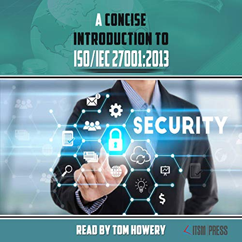 A Concise Introduction to ISO/IEC 27001:2013 cover art