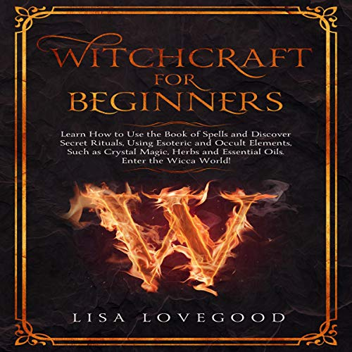 Witchcraft for Beginners  By  cover art