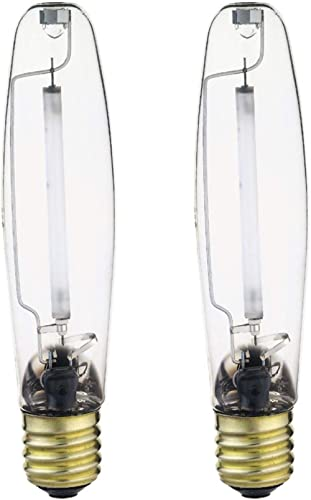 LU400/MOG   High Pressure Sodium HID Light Bulb   400W E39 Base ET18 ANSI Code S51   High Output HID Light   2000K Wa...