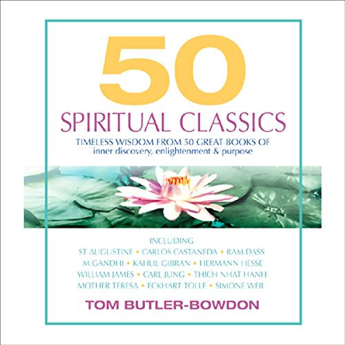 50 Spiritual Classics audiobook cover art