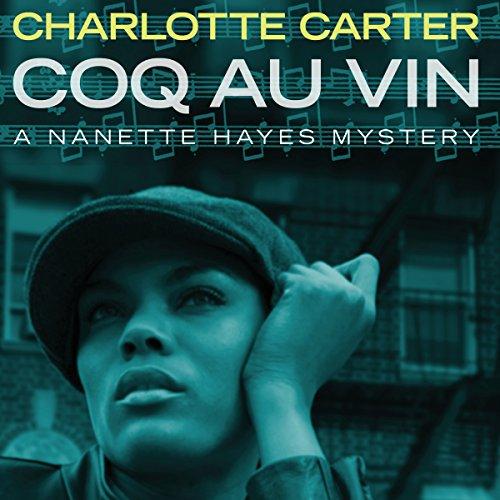 Coq au Vin audiobook cover art