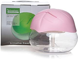 Leaf Shaped Electrical Water Air Refresher Air Revitalizer Air Purifier Air Humidifier-Pink