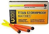 UCO Titan Stormproof Matches 25Ct Longest-burning windproof & waterproof match