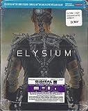 ELYSIUM Blu-ray+DVD+Digital Copy Movie Combo Set FUTURESHOP EXCLUSIVE Steelbook Edition