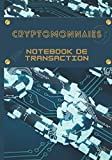 Cryptomonnaies - Notebook de...