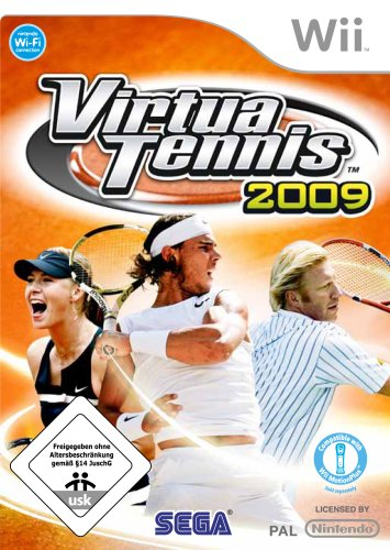 Virtua Tennis 2009 [Edizione : Germania]