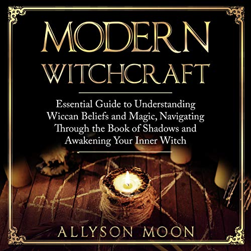 Modern Witchcraft audiobook cover art