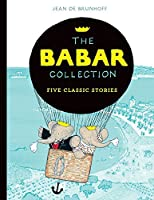 The Babar Collection: Five Classic Stories by Jean de Brunhoff(2017-04-01)