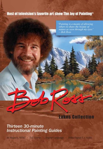 Bob Ross - Lake Collection