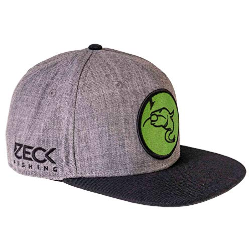 Zeck Angeln Cap - Snapback Cap Big Cat One Size