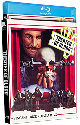 Theater of Blood [Blu-ray]
