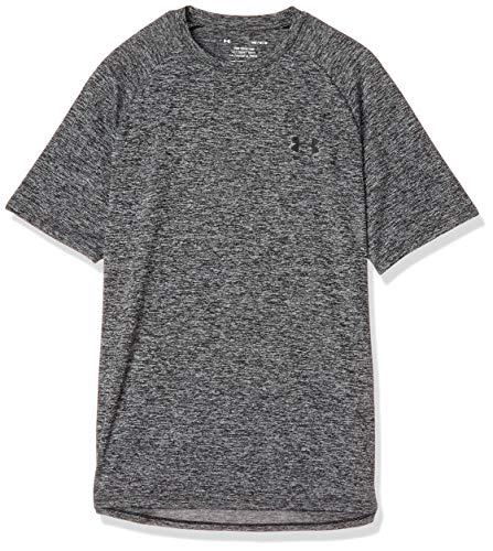 [アンダーアーマー] テック ショートスリーブ Tシャツ(トレーニング) 1358553 メンズ 002 日本 MD (日本サイズM相当)
