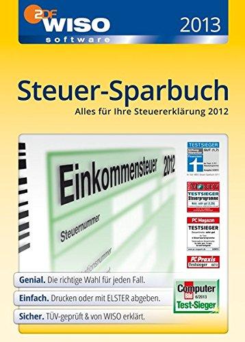 WISO Steuer-Sparbuch 2013 (für Steuerjahr 2012) [import allemand]