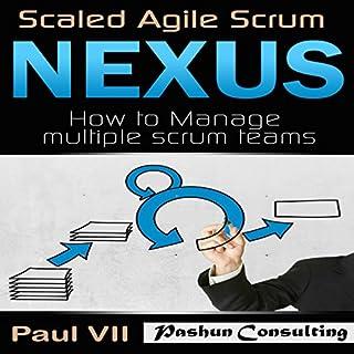 Scaled Agile Scrum: Nexus audiobook cover art